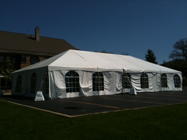 Where to find 40w Frame Tent - Hip End 40 x 80 in Lansing & 40W FRAME TENT HIP END 40 FOOT X 80 FOOT Rentals Lansing MI Where ...