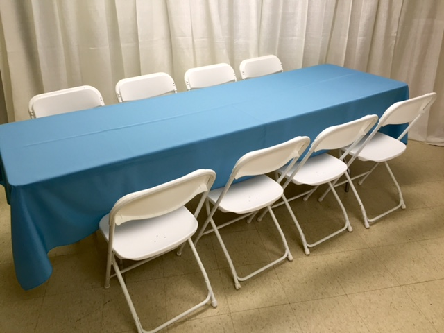 Table 8 Foot X4 Foot Banquet King S Table Rentals Lansing