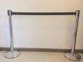 Rental store for Stanchion, Stainless w 78  Retrctbl Belt in Lansing MI