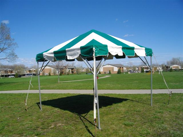 Rent Frame Tent,  10w Traditional