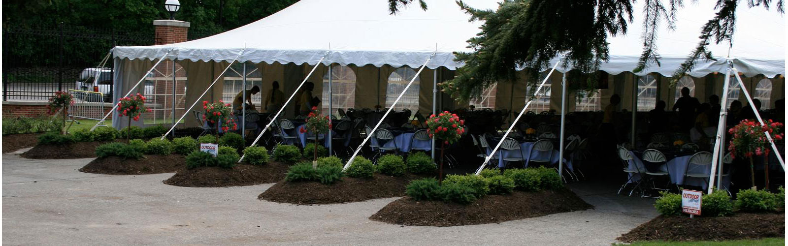 Event rentals in Southeastern and Mid Michigan